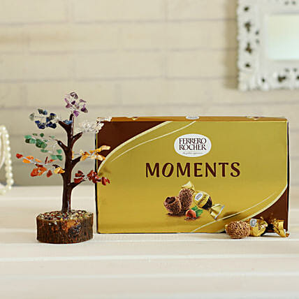 chocolate with wish tree online