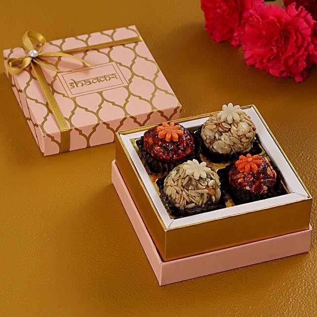Festive Assorted Ladoo Gift Box