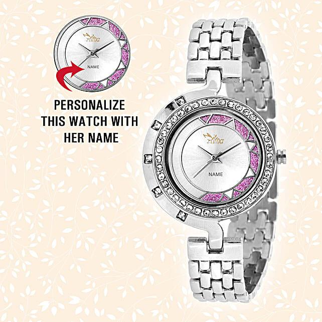 Flamboyant Personalised Watch