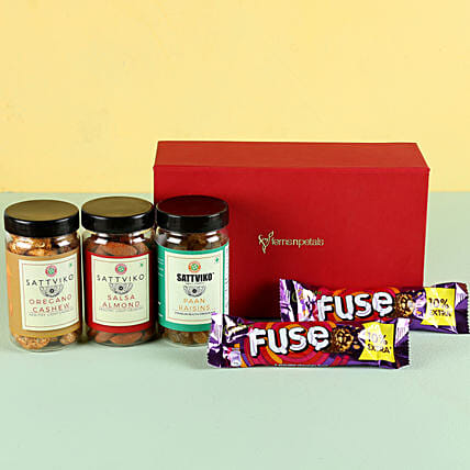 dry fruits n chocolates combo online