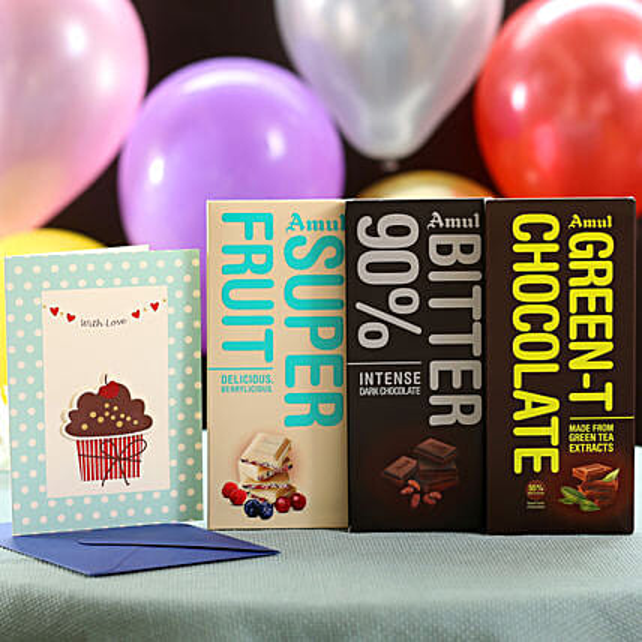 Online Flavoursome Chocolates