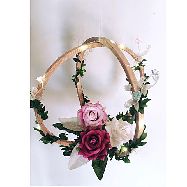 floral hanging dreamcatcher order:Dream Catchers