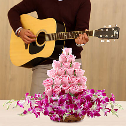 Online Floral Musical Love