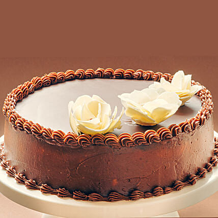 flower design cake online