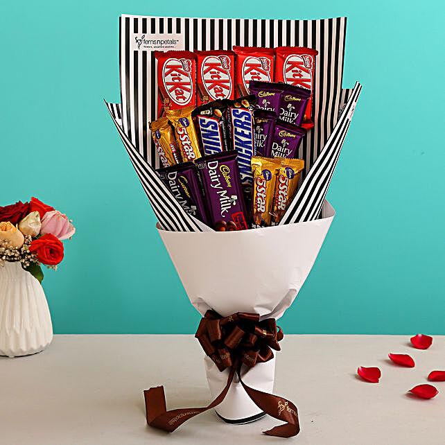 Romantic Chocolate Arrangement for GF