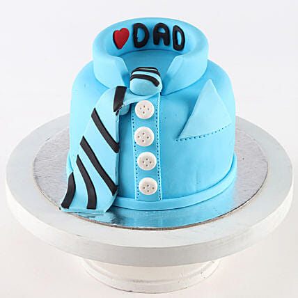 Designer cakes for dad