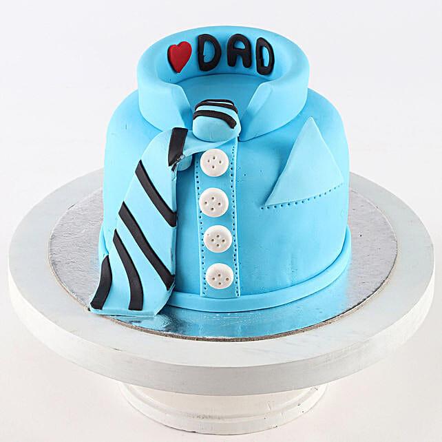 Designer cakes for dad