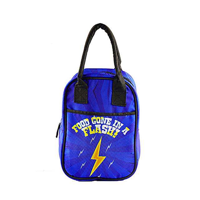 Online Food Flash Lunch Bag