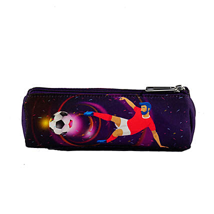 Online Football Pencil Pouch
