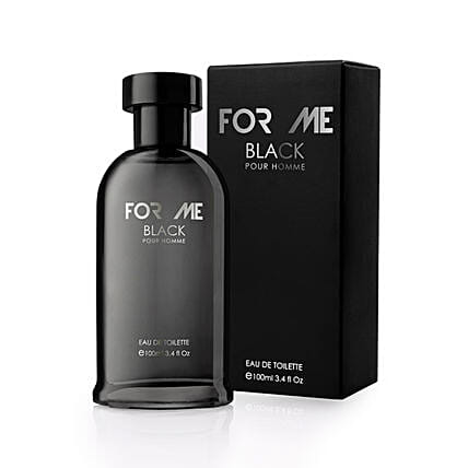 Online For Me Black Eau De Toilette