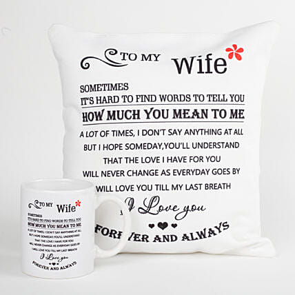 Combo gift for wife:Gifts for Wife