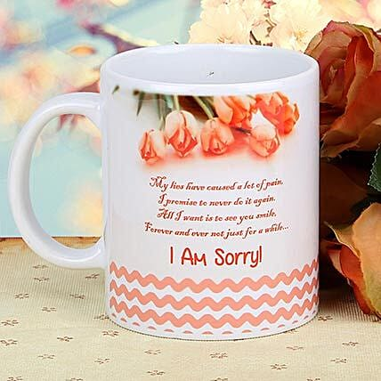 So Sorry Coffee Mug