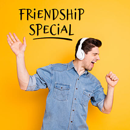 Friendship Songs By Professional Male Singer