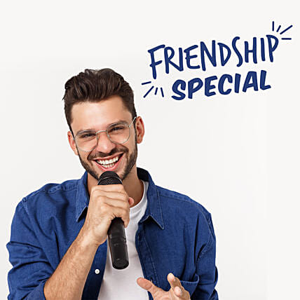 Friendship Special Personalised Poetry On Video Call:Girlfriends Day Gifts