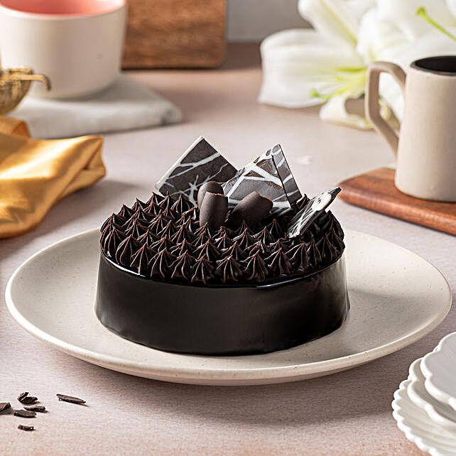 Fudge Brownie Cake Half kg