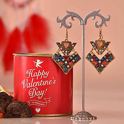 jewellery n chocolate combo online