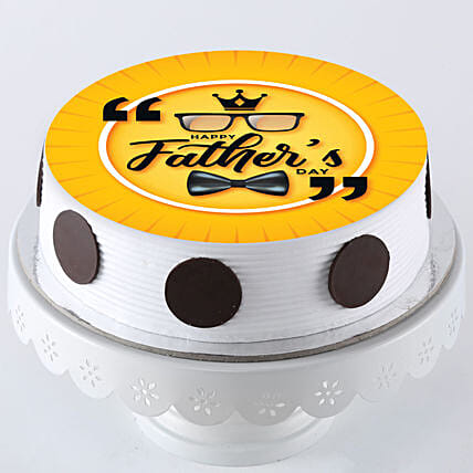 Fathers Day Cake for Cool Dad