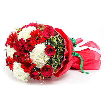 Gala of Red Roses