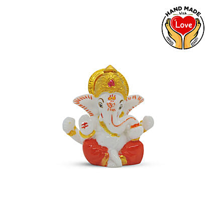 Ganesha Crown Small Handcradred