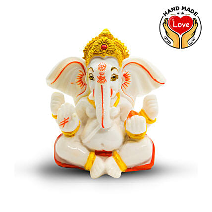 Ganesha Long Ears Figurine:Ganesh Chaturthi Gifts