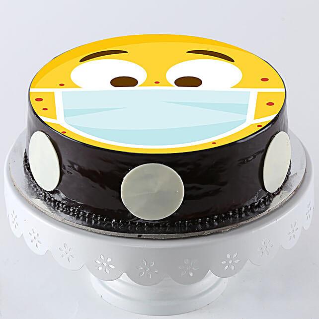 Best Wishes Quarantine Cake Online