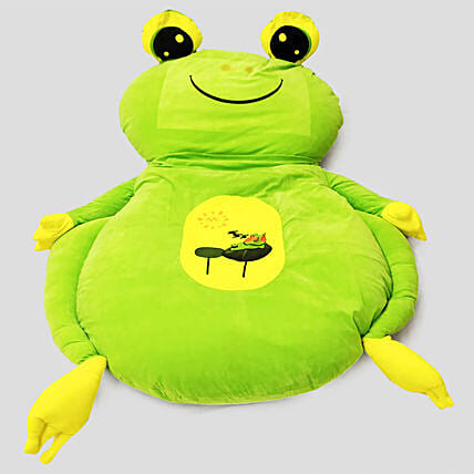 Giant Frog Plush Toy
