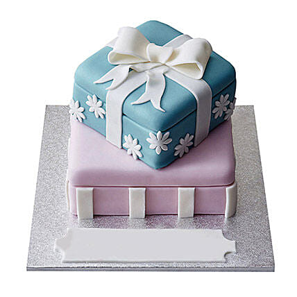 fondant decorated cake 3kg