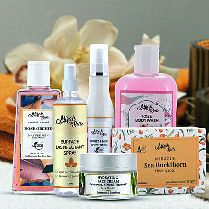 Winters Skin Care Gift Online
