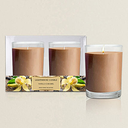 Aroma Scented Candles Votive:Send Candles