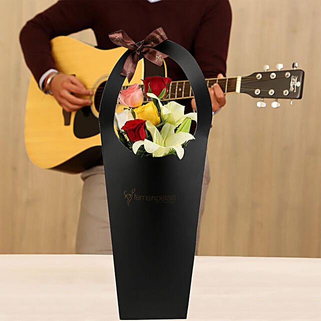 Online Gloriousl Flowers  Musical Rhythms Combo