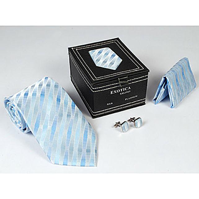 Combo Silk Tie Set