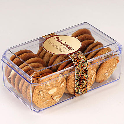 Gluten Free Almond Cookie Box