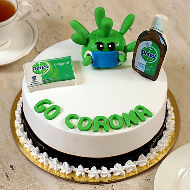 Funky Corona Cakes Online