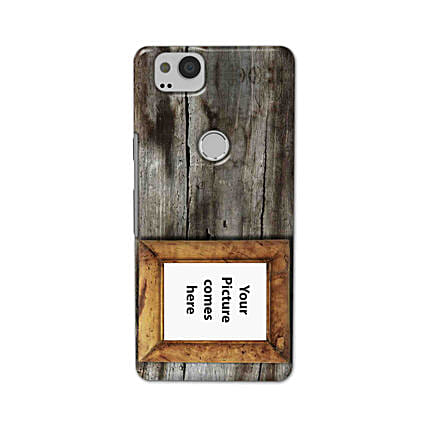 Google Pixel 2 Personalised Vintage Phone Case