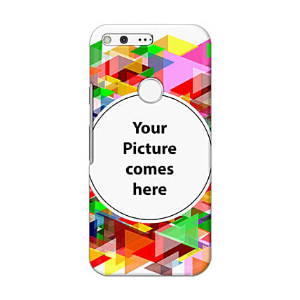 Google Pixel Multicolor Personalised Phone Cover