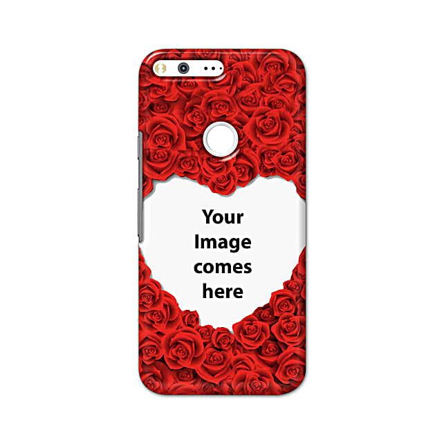Google Pixel XL Floral Phone Cover Online