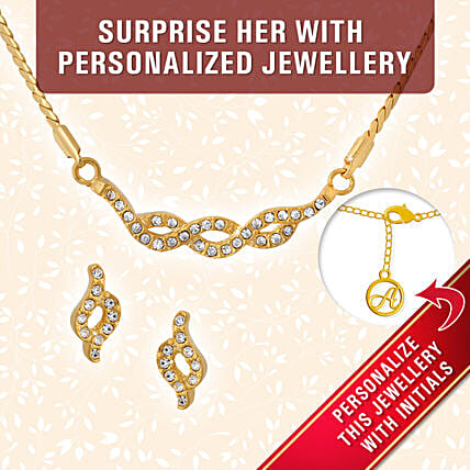 personalised jewellery for her  online:Personalised Jewellery