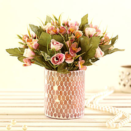 online Graceful Artificial Flowers