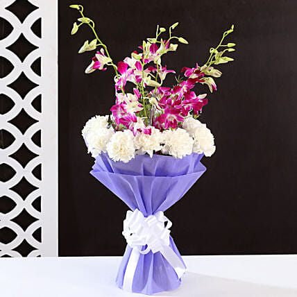 Online Beautiful Flower Bouquet