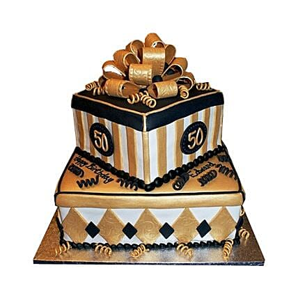 Grand Birthday Cake 3kg:Birthday Premium Cakes