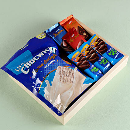 Chocolate Bar Hamper Online