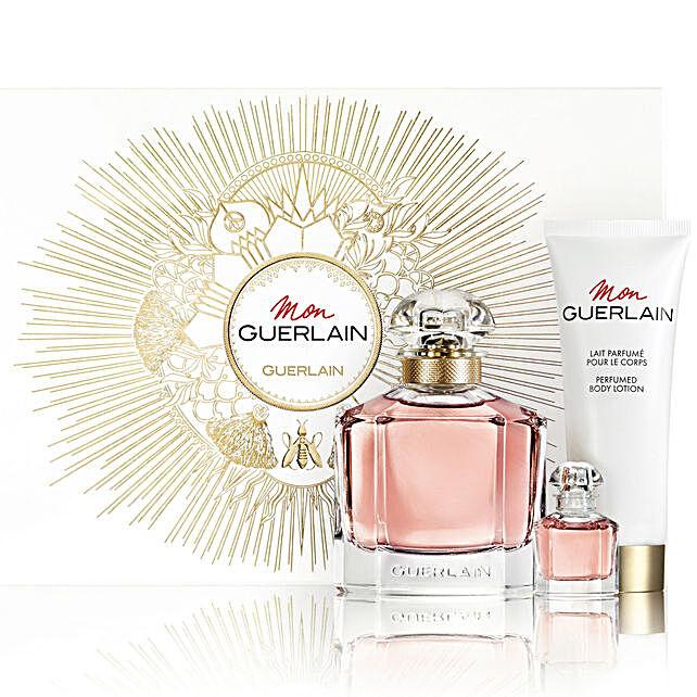 Online Guerlain Mon Guerlain EDP Set- 100 ml
