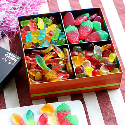 Gummy Bears Candy Box- 400 gms