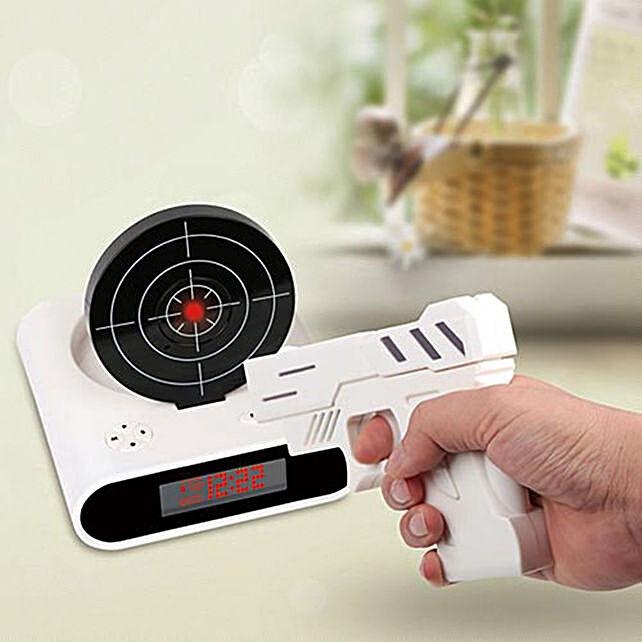 Gun Alarm Clock Online