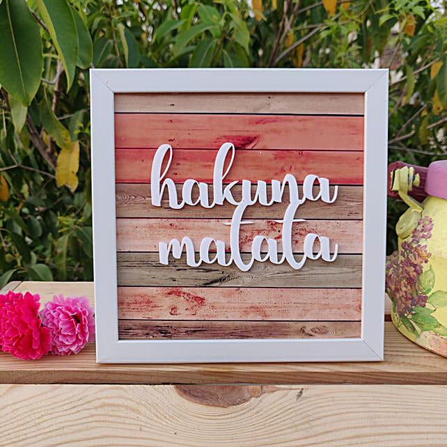 Hakuna Matata:Handmade Gifts