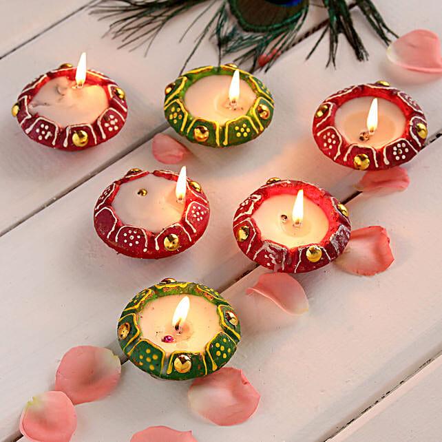 Special Designed Diwali Diyas