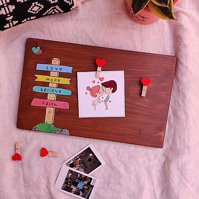 Photo Frame Birthday Gift:Unique Valentine Gifts