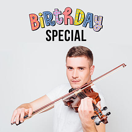Happy Birthday Musical Tunes:Musician On-call