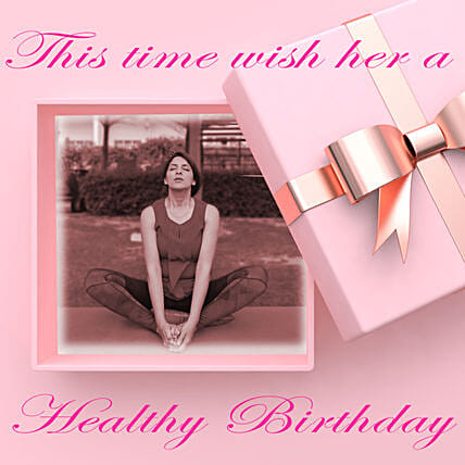 Happy Birthday Special Yoga Classes For Her