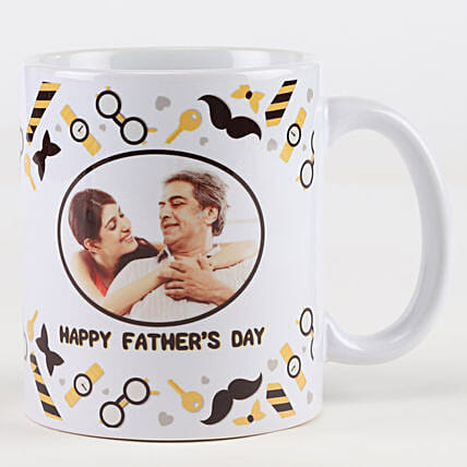 Photo Mug for Fathers Day